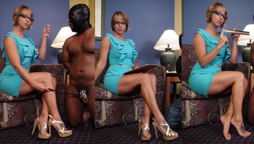 Foot Slave Audition – Slave Arnold